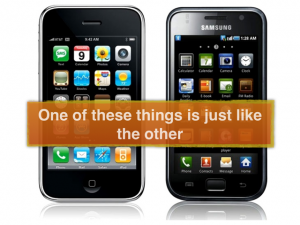 Apple V. Samsung: Are You F-ing Kidding Me?