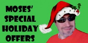 Mo's Special Holiday Offers